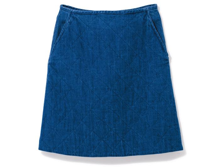 スカート ¥15,000(マカフィー/トゥモローランド☎0120・983・511)