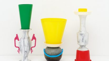 GELCHOPのレッツD.I.Y.「Hierarchical Flower Vase」