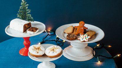 FOOD NEWS vol.82 chicoのお菓子な宝物。『パレスホテル東京』『ザ・ペニンシュラ東京』『マンダリン オリエンタル 東京』のクリスマス焼き菓子