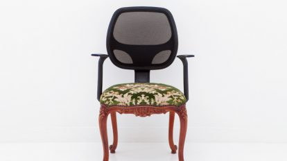 GELCHOPのレッツD.I.Y.「New Chair」