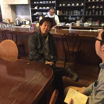 「わからない」と言いつつも、まっすぐ僕らに向き合って答えてくれた片岡義男さん。