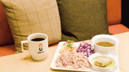 "nu dish Mousse Deli&Café(ニューディッシュムースデリ&カフェ)""ムース""をアレンジしたデリに注目!"