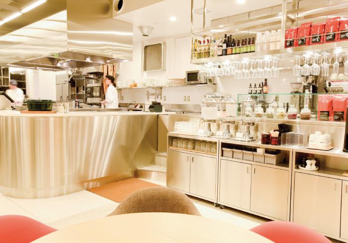 nu dish Mousse Deli&Café(ニューディッシュ ムース デリ&カフェ)
