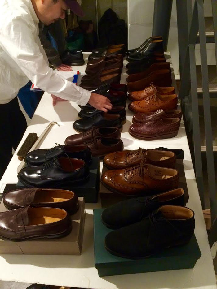 今号は「靴」、まずはすべての基本から。