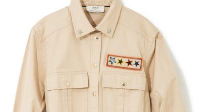 ANTENNA 『ユナイテッドアローズ』「リカ」のシャツ