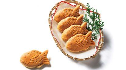 桃林堂の小鯛焼