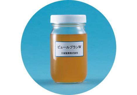 美白の複合成分ピュールブランがパワーアップ。チロシナーゼの合成前から4段階でメラニン生成を阻止する。
