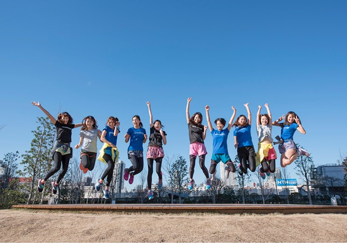 TOKYO GIRLS RUN第4期メンバー全10人が集合!