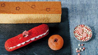 FOOD NEWS vol. 98 chicoのお菓子な宝物。『パレスホテル東京』と『フレデリック・カッセル』の桜スイーツ