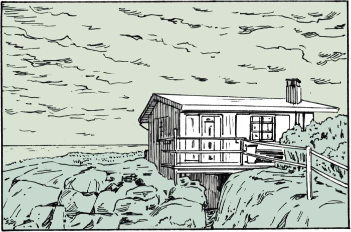 トーベ・ヤンソンの夏の家
