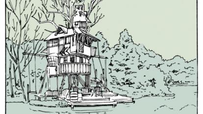 Special Contents 古今東西、名作別荘から学ぶ特別な場所の作り方。