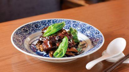 JASMINE憶江南ランチ女子会やデート使いにもぴったり! 中国の郷土料理をカジュアルに堪能。