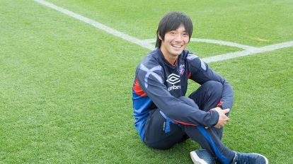 『ロッカールームで待ち合わせ』1111号 はみだしレポート サッカー 中島翔哉選手 team:FC東京 position:MF