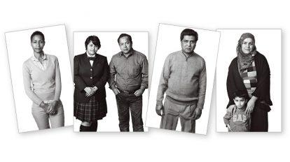 日本で生きる難民一人ひとりの物語をポートレートから感じ取ってほしい。