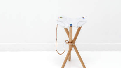 GELCHOPのレッツD.I.Y.「Briefs Hunting Chair」