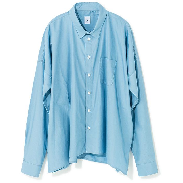 シャツ ¥23,000(アンド サーカス/シップス 渋谷店☎03・3496・0481)