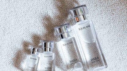 & Beauty  キレイの理屈  No.33スクワランを世に知らしめた国内ブランドと、 美しい素肌色を模倣するエイジング ケア クッション ファンデーションのご紹介。