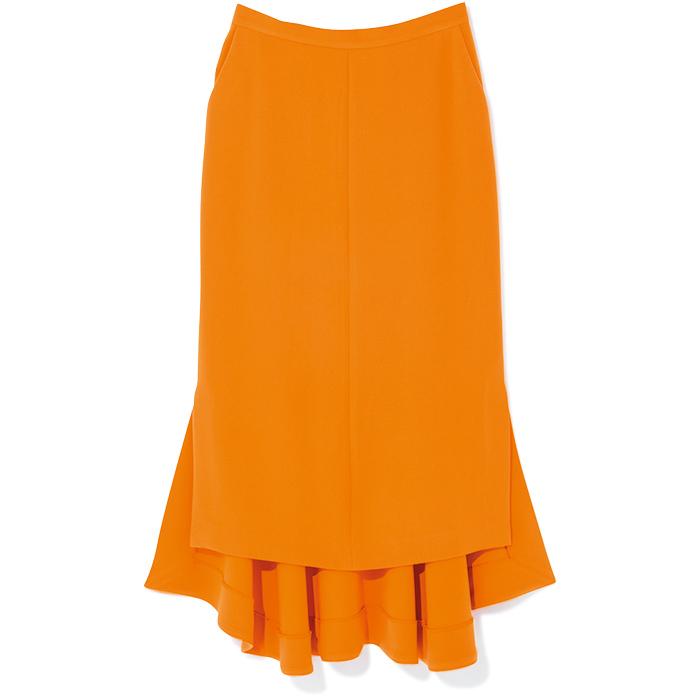 スカート ¥23,000(G.V.G.V./k3 OFFICE☎03・3464・5357)