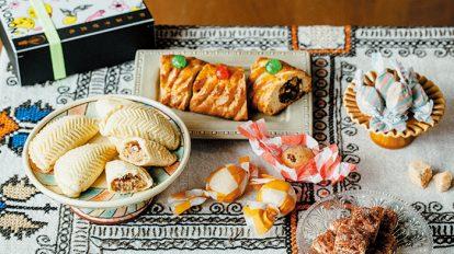 FOOD NEWS vol. 118 chicoのお菓子な宝物。『郷土菓子研究社』の世界の郷土菓子