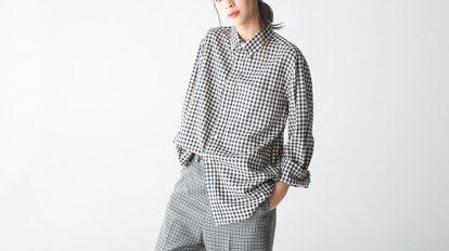 ANTENNA 『ビューティフルピープル』のチェックシャツ