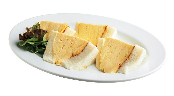 喫茶マドラグ コロナの玉子サンドイッチ