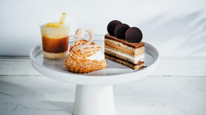 FOOD NEWS vol.122 chicoのお菓子な宝物。『LA CADEUR(ラ カンドゥール)』のフランス菓子