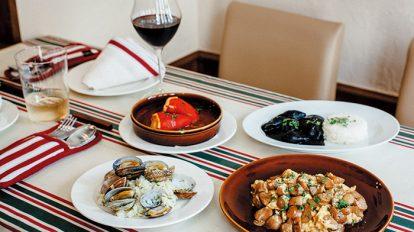 FOOD NEWS vol.124 犬養裕美子の今日、どこで何、食べる? 『LANBRoA(ランブロア)』のバスク料理