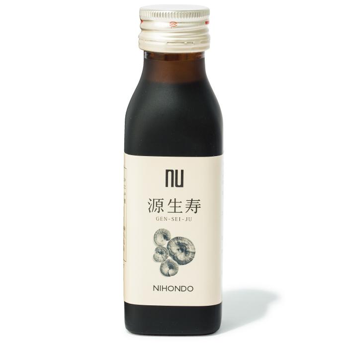 源生寿(げんせいじゅ)(人参タイプ)¥9,000(100㎖)ニホンドウ漢方ブティック http://www.nihondo.co.jp