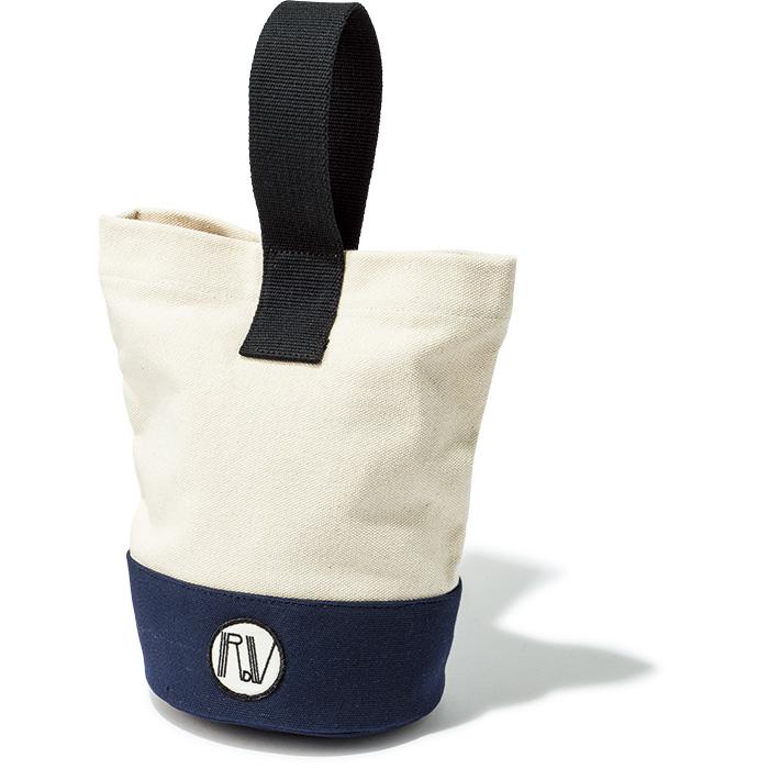 キャンバスバッグ ¥16,000(リュ ドゥ ヴェルヌイユ/Diptrics☎03・3409・0089)