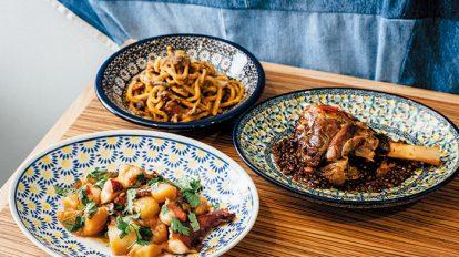 FOOD NEWS vol.132 犬養裕美子の今日、どこで何、食べる? 『バーン・タム』のタイ料理