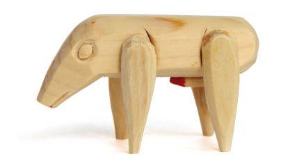 みやげもんコレクション 239 針綱神社の狛犬