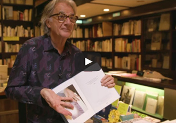 【動画】ポール・スミスは、東京の本屋が大好きです。