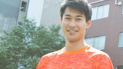 『LOCKERROOM』1122号 はみだしレポート 陸上短距離 飯塚翔太選手team:ミズノ
