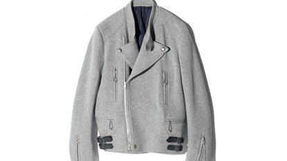 & selection 〈サイ〉×〈ループウィラー〉のスウェットジャケットほか3点を紹介。