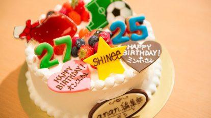 """SHINee撮影中、スタジオに現れた """"メンバー溺愛のファン""""の正体は…!? COVER STORY No.2037"""