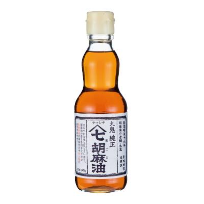 九鬼ヤマシチ 純正胡麻油 九鬼産業/三重