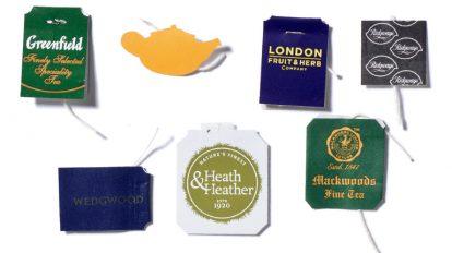 Tea bag Geeks ティーバッグマニアのための細かすぎるアレコレ。 Special Contents BRUTUS No.842
