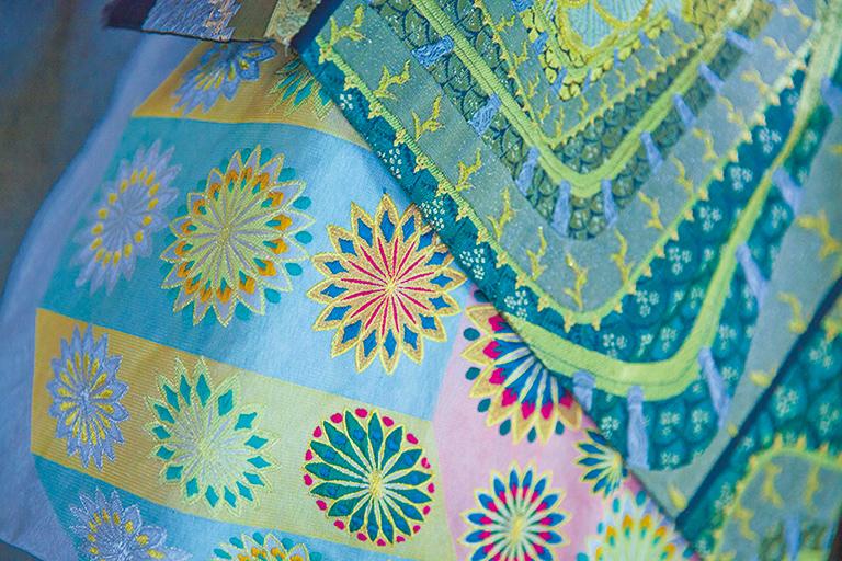 #伝統の手織り #帯