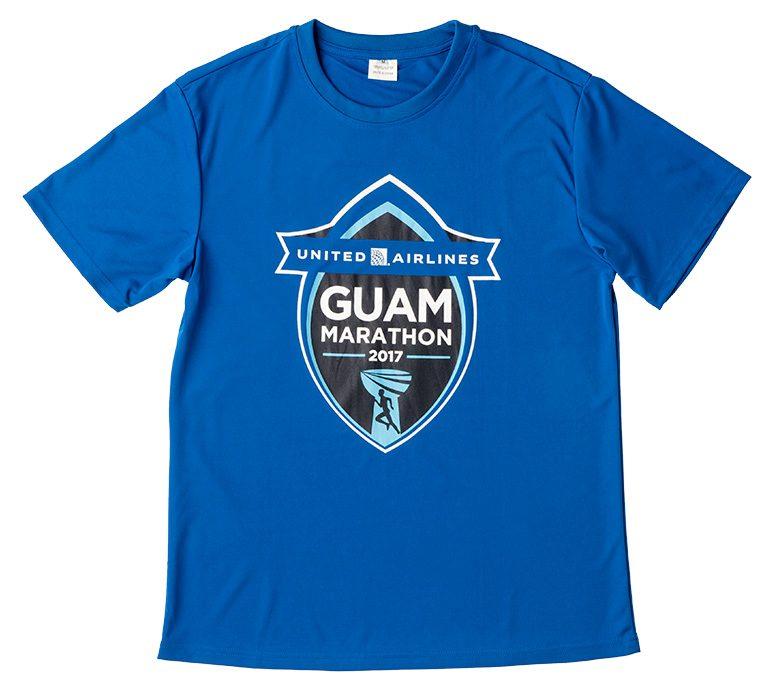 4月9日にグアムで開催される〈ユナイテッド・グアムマラソン2017〉。そのサイン入り記念Tシャツを3名の方にプレゼント。3月6日(月)までエントリー受付中なので、ぜひチェックを!