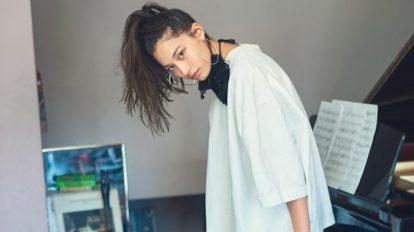 THIS ISSUE:GINZA4月号『音楽の神様がファッションに舞い降りる時』特集