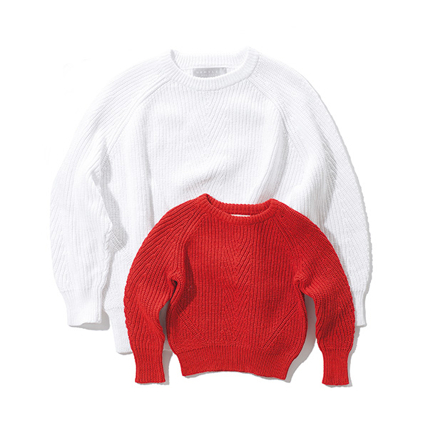 DEMYLEE cotton knit sweater