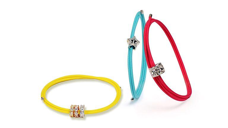 マグネットネックレス『ULTRA Color』のチョーカー&チャームをセットで3名に。