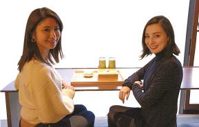 一木美里さん/前田紀至子さん