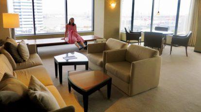 海沿いのホテルで大阪を120%満喫! ハナコラボ