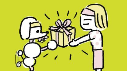 【今日トレ】1周年記念! ちょっといいもの、プレゼント!