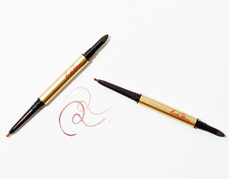 ペンシルアイライナーS(右からWN01 、BR05)各¥3,000 8/18限定発売(ケサランパサラン☎0120・187178)