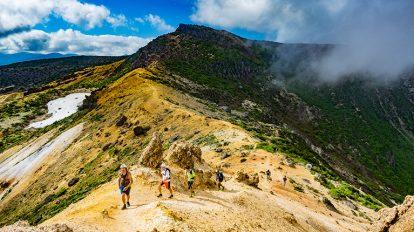 Tarzan Trails GPSデータ[安達太良山トレイル] NO.725