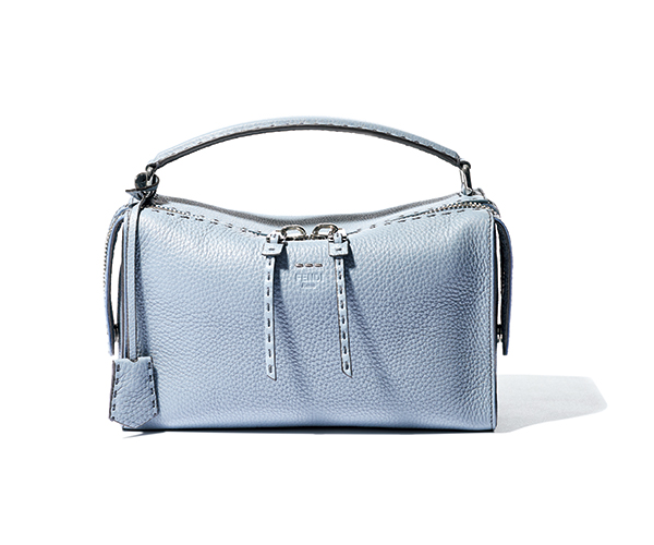 FENDI calf leather bag