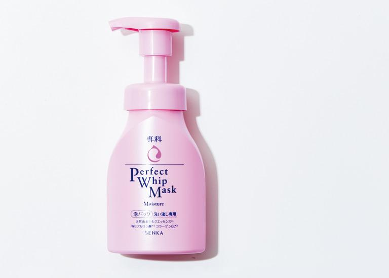 専科 パーフェクトホイップマスク 150㎖オープン価格(資生堂☎0120・81・4710)