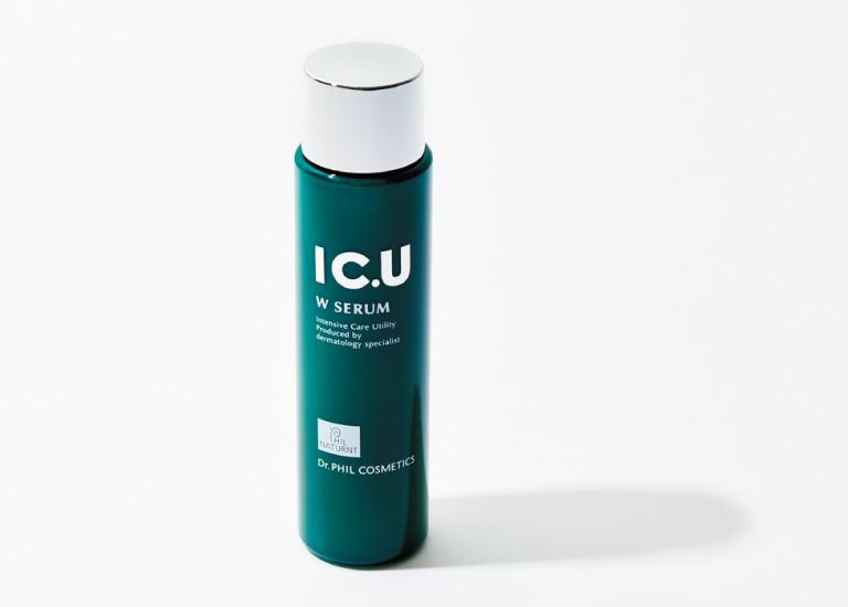 フイルナチュラント IC.U W セラム 150㎖¥4,500 10/1発売(ドクターフィル コスメティクス☎0120・16・6051)